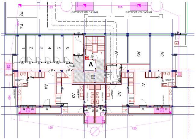 Residenza i 39 fiori del parco 39 piano interrato for Progettista del piano interrato